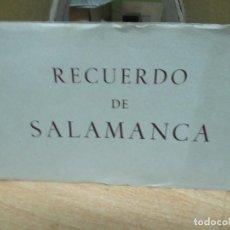 Postales: + . RECUERDO DE SALAMANCA. ANTIGUO ALBUM CON 24 POSTALES LIBRERIA ANTONIO GARCIA. EXCELENTE ESTADO. Lote 95784463