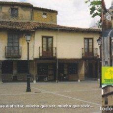 Postales: POSTAL ADESCAS. MUNICIPIOS DEL SURESTE DE LEON. Lote 95956071