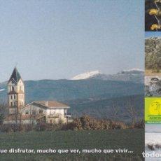 Postales: POSTAL ADESCAS. MUNICIPIOS DEL SURESTE DE LEON. Lote 95956355