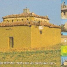 Postales: POSTAL ADESCAS. MUNICIPIOS DEL SURESTE DE LEON. Lote 95956435
