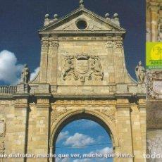 Postales: POSTAL ADESCAS. MUNICIPIOS DEL SURESTE DE LEON. Lote 95956571