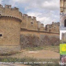 Postales: POSTAL ADESCAS. MUNICIPIOS DEL SURESTE DE LEON. Lote 95956659