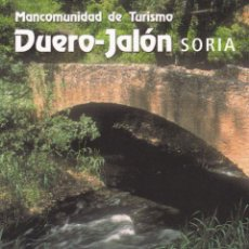 Postales: POSTAL MANCOMUNIDAD DE TURISMO DUERO - JALON. SORIA. Lote 95958399