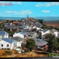 Postales: ANTIGUA TARGETA POSTAL DE PUEBLA DE SANABRIA - ZAMORA. Lote 95959787