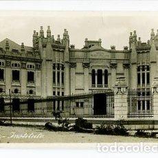 Postales: LEON INSTITUTO ED. G.H. ALSINA 12. POSTAL FOTOGRÁFICA. CIRCULADA ( MÁRGARA ). Lote 95960475