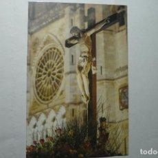 Postales: POSTAL LEON - SEMANA SANTA . Lote 95976091