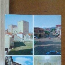 Postales: ANTIGUA POSTAL DE MEDINA DEL POMAR BURGOS. Lote 96013419