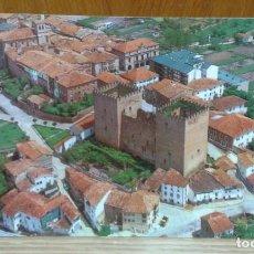 Postales: ANTIGUA POSTAL DE MEDINA DEL POMAR BURGOS. Lote 96013591