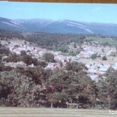 Postales: ANTIGUA POSTAL REGUMIEL DE LA SIERRA BURGOS. Lote 96013683