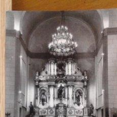 Postales: ANTIGUA POSTAL DE PRADOLUENGO BURGOS. Lote 96014231