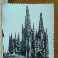 Postales: ANTIGUA POSTAL DE BURGOS. Lote 96014259