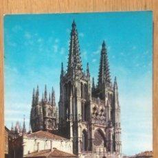 Postales: BURGOS - CATEDRAL. Lote 96482543