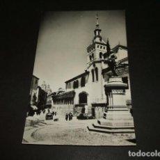 Postales: SEGOVIA IGLESIA DE SAN MARTIN ED. DOMINGUEZ Nº 29. Lote 97446311