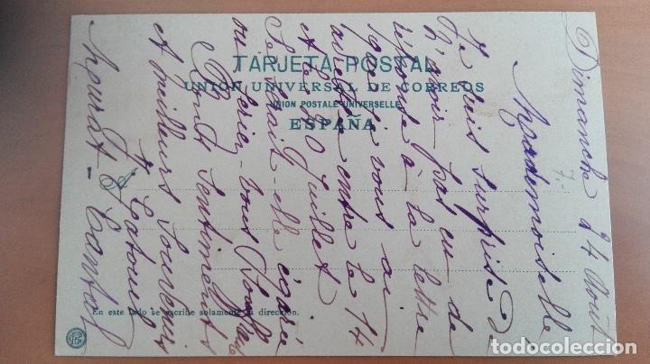 Postales: Nº 10. VALLADOLID - FACHADA DE SAN GREGORIO - Foto 2 - 97767427