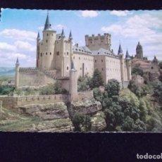 Postales: SEGOVIA-V44-NO ESCRITA-EL ALCAZAR. Lote 97855523