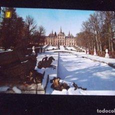 Postales: SEGOVIA-V44-NO ESCRITA-GRANJA DE SAN ILDEFONSO.. Lote 97855611