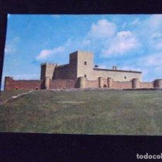 Postales: SEGOVIA-V44-NO ESCRITA-CASTILLO DE PEDRAZA. Lote 97855635