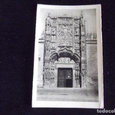 Postales: VALLADOLID-V44-ESCRITA-COLEGIO DE SAN GREGORIO. Lote 97857427