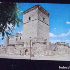 Postales: VALLADOLID-V44-CIRCULADA-CASTILLOS DE ESPAÑA-DE PORTILLO. Lote 97857939
