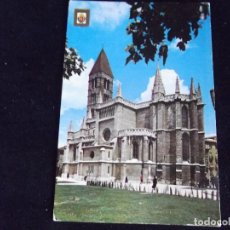 Postales: VALLADOLID-V44-NO ESCRITA-IGLESIA DE SANTA MARIA DE LA ANTIGUA. Lote 97858175