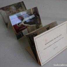Postales: ALBUM 6 POSTALES MONASTERIO SAN JOSE PRIMERA FUNDACION REFORMA SANTA TERESA AVILA EN PERFCTO ESTADO. Lote 97941331