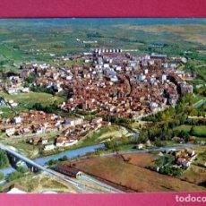 Cartes Postales: POSTAL DE ARANDA DE DUERO ( BURGOS) : VISTA AÉREA . Lote 97994787