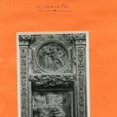 Postales: ÁVILA -- NO CIRCULADA // ( NOV4 ). Lote 98055691