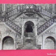 Postales: ANTIGUA POSTAL BURGOS - CATEDRAL, ESCALERA PUERTA DE LOS APOSTOLES - GARRABELLA ... R-7529. Lote 98198875