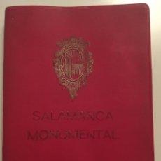 Postales: POSTALES SALAMANCA. Lote 98084619