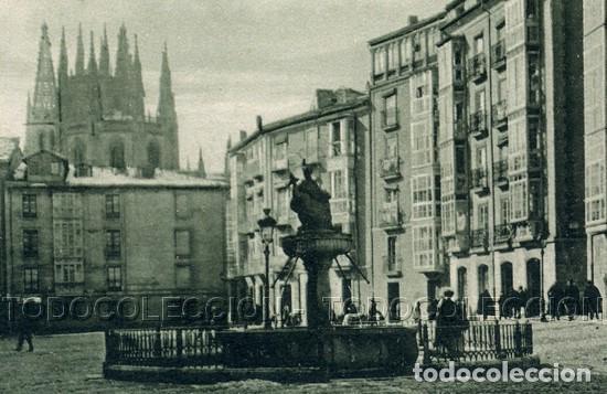 Postales: POSTAL BURGOS HUERTO DEL REY . VB CUMBO KNACKSTEDT & NATHER CA 1910-20 - Foto 2 - 98577819