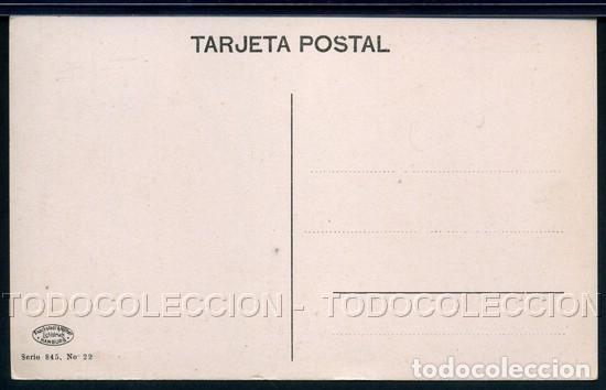 Postales: POSTAL BURGOS HUERTO DEL REY . VB CUMBO KNACKSTEDT & NATHER CA 1910-20 - Foto 3 - 98577819