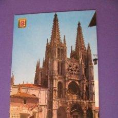 Postales: POSTAL DE BURGOS. ED. SUBI. SIN CIRCULAR.. Lote 98691003