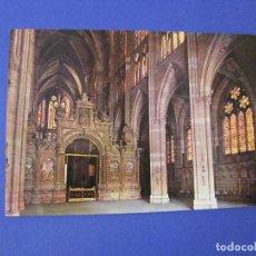 Postales: POSTAL DE LEON. CATEDRAL. ED. HIJOS DE F. ALONSO. SIN CIRCULAR.. Lote 98691427