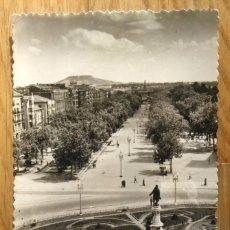 Postales: VALLADOLID - MONUMENTO A ZORRILLA. Lote 98707367