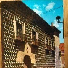 Postales: SEGOVIA - CASA DE LOS PICOS. Lote 98707619