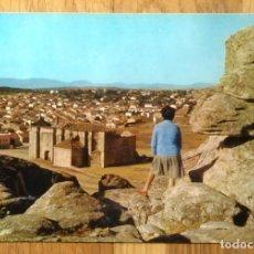 Postales: NAVAS DEL MARQUES - AVILA - VISTA GENERAL. Lote 98707815