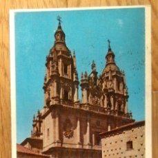 Postales: SALAMANCA - FACHADA DE LA CLERECIA. Lote 98707999