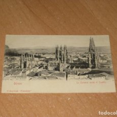 Postales: POSTAL DE BURGOS. Lote 98718951