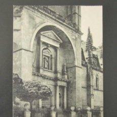 Postkarten - POSTAL SEGOVIA. CATEDRAL. PORTADA. - 98748047