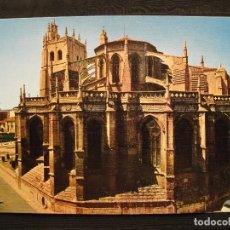Postales: POSTAL PALENCIA - SANTA IGLESIA CATEDRAL.. Lote 99075691