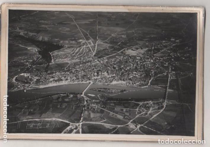 FOTOGRAFÍA 17,50 X 12 CM VISTA AÉREA VISTA PARCIAL DE ZAMORA. AÑO 1920/30 (Postales - España - Castilla y León Antigua (hasta 1939))