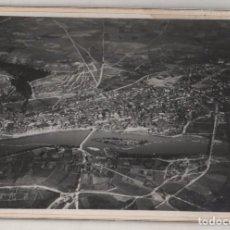 Postales: FOTOGRAFÍA 17,50 X 12 CM VISTA AÉREA VISTA PARCIAL DE ZAMORA. AÑO 1920/30. Lote 99082511