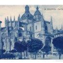 Postales: POSTAL - SEGOVIA - LA CATEDRAL . Lote 100169751