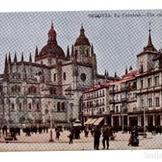 Postales: SEGOVIA. - SEPULVEDA C.MONUMENTAL FOTO A. CRISTÓBAL. Lote 100261459