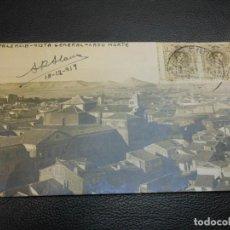 Postales: TARJETA POSTAL FOTOGRAFICA DE PALENCIA - VISTA GENERAL LADO NORTE -FOTO ALONSO 1919. Lote 100299819