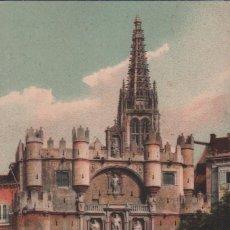 Postales: POSTAL BURGOS - ARCO DE SANTA MARIA / P.MUNDI/C. LEON-15 . Lote 100479851