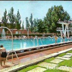 Postales: POSTAL * PALENCIA , PISCINA * 1961. Lote 100509083