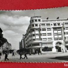Postales: POSTAL DE BURGOS: CALLE DE VITORIA. Lote 100541375