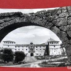 Postales: POSTAL DE MONASTERIO DE SAN PEDRO CARDEÑA ( BURGOS). Lote 100541443