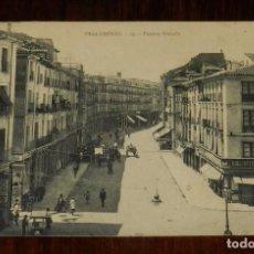 Postales: POSTAL DE VALLADOLID, FUENTE DORADA, N.19, EDIC GUILLEN, NO CIRCULADA, ESCRITA.. Lote 100574919